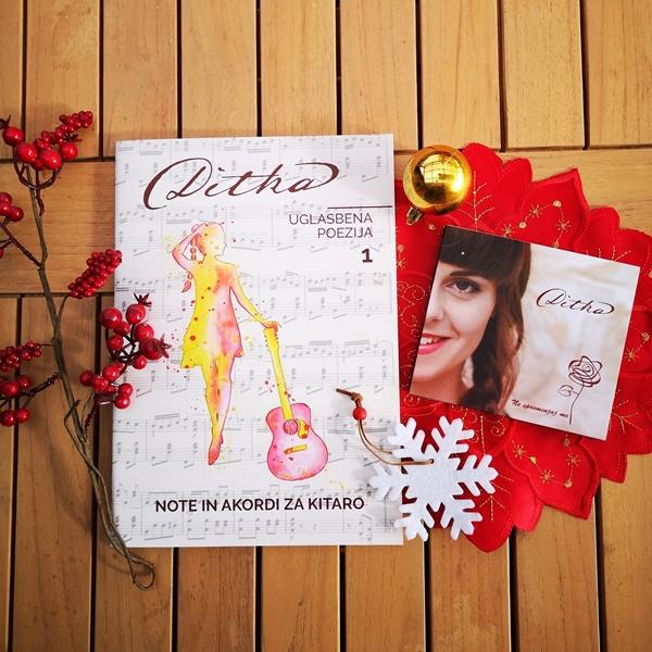 PRAZNIČNA PONUDBA: KNJIGA + CD 2